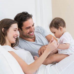 Szczepienia dają rodzicom poczucie bezpieczeństwa i spokoju