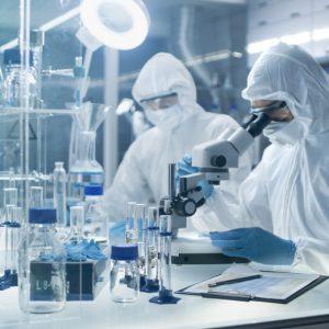 Wpływ przypadkowego zamrożenia szczepionek na zmiany właściwości i struktury...