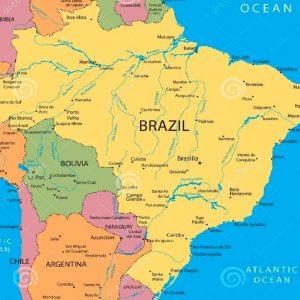 Akcje szczepień przeciw odrze oraz poliomyelitis w Brazylii