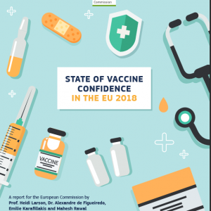 Raport Komisji Europejskiej na temat zaufania do szczepień (State...