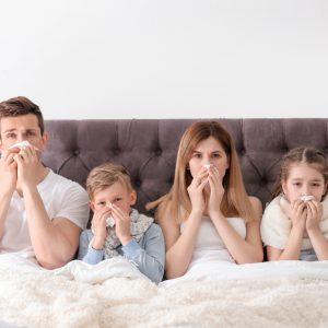 5 prostych sposobów aby ochronić się przed grypą