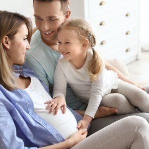Wysoki stan zaszczepienia przeciw grypie i przeciw krztuścowi kobiet...
