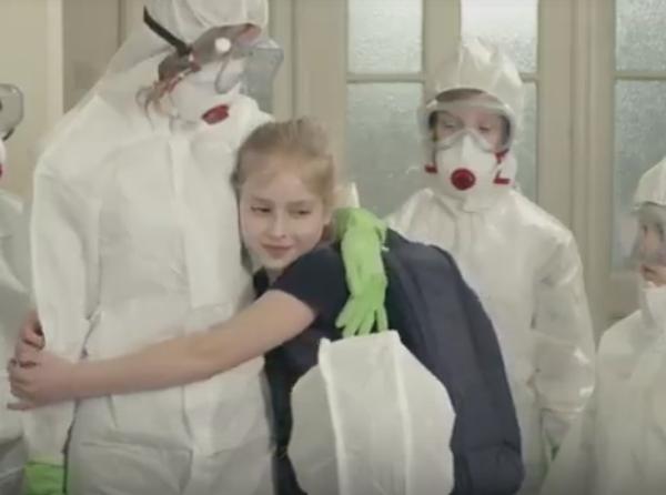 NIZP-PZH opublikował spot promujący szczepienia pt. Wspólnota zaszczepionych