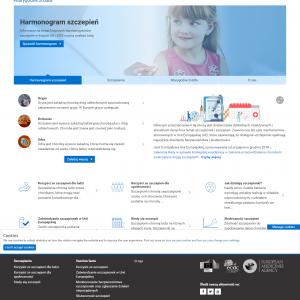 Europejski Portal informacji o szczepieniach polecany przez Komisję Europejską...