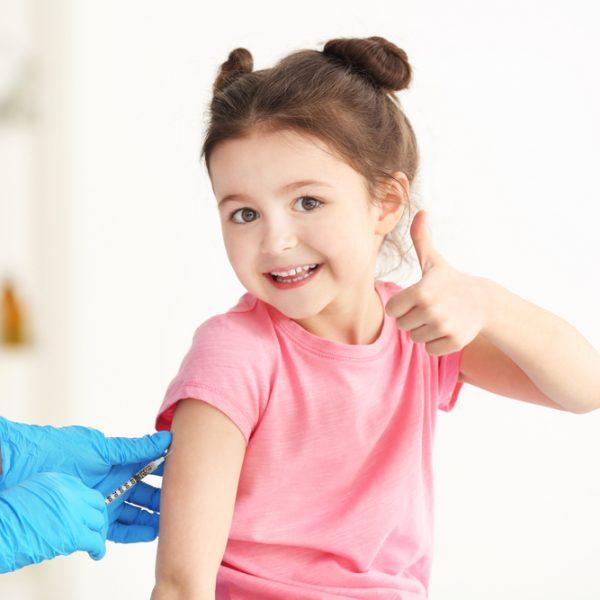 Szczepionka przeciw grypie zapobiega hospitalizacjom dzieci z powodu grypy