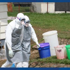 Epidemia Eboli w Republice Konga